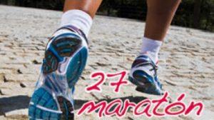 Cartel XXVII Maratón Ciudad de Sevilla / SA