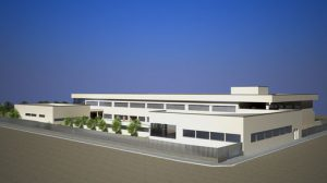 El centro contará con una superficie de 3.100 metros sobre un solar de 12.150/JuntadeAndalucía.