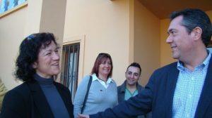 Juan Espadas ha mantenido esta mañana un encuentro con el comité de empresa