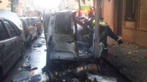 La pericia del conductor herido evitó una tragedia aún mayor