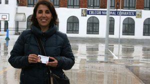 Lola Aquino ya se ha presentado cara a cara a 6.500 vecinos de Alcalá de Guadaíra/PA