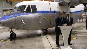 Mariano Alonso, director de recursos humanos de Airbus Military y Airbus en España, junto a Fernando Villén, director general de la Fundación Pública Andaluza fondo de Formación y Empleo. /SA