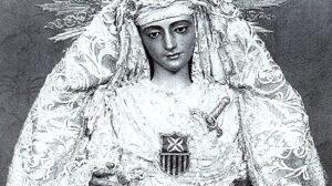 Virgen de la Merced, antigua dolorosa de Pasión/ Sevilla Actualidad
