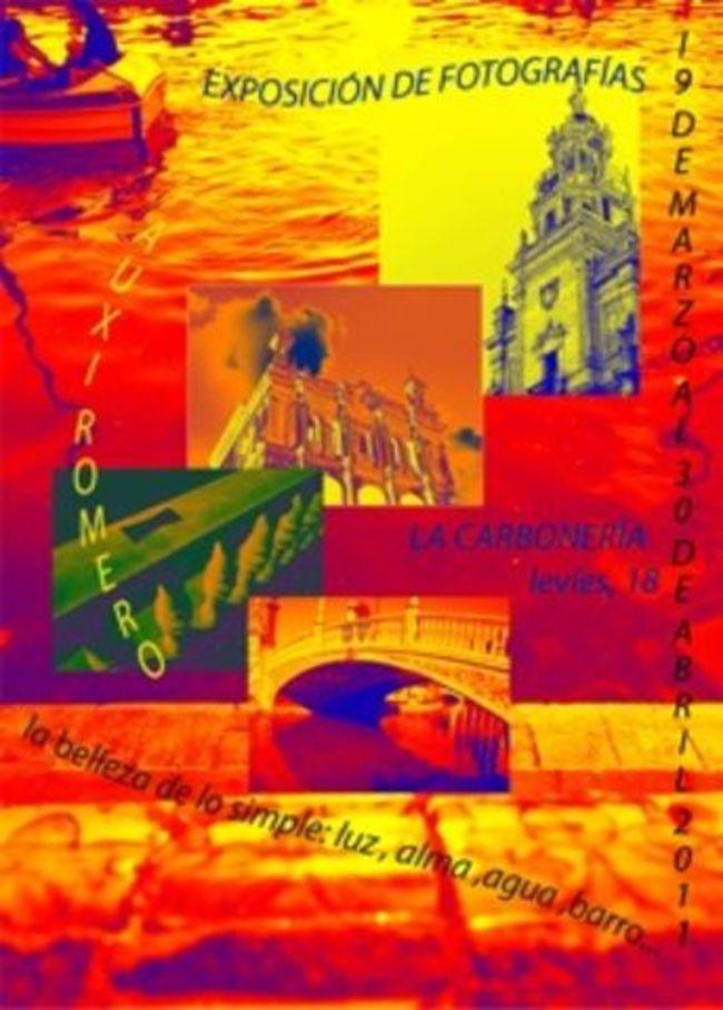'La belleza de lo simple', Auxi Romero/SA