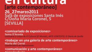 'Trabajar en cultura [Arte Contemporáneo]'/SA