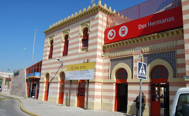 Estación de tren de Dos Hermanas/SA