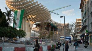 El gobierno municipal quiere inaugurar el Metropol Parasol antes de final de mes/SA
