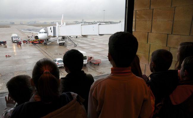 Casi 3.000 niños visitaron San Pablo durante 2010/SA
