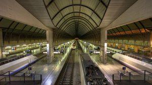 Este fin de semana, las plazas de tren con origen o destino a Cádiz se multiplicarán por cuatro. /SA