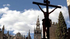 Detalle del Cristo de Los Estudiantes/SA