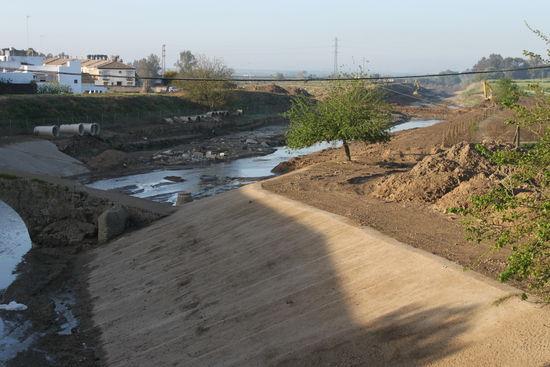 Según los ecologistas, el proyecto no contempla medidas correctoras en relación a la evacuación de las aguas pluviales y residuales del municipio por encima de la cota de inundabilidad./Foto de Archvo