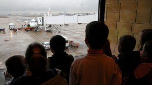 1.400 vuelos llegarán y saldrán de San Pablo esta Semana Santa