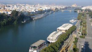 Ecologistas en Acción propondrá la aprobación de una resolución de oposición al dragado del Guadalquivir. /SA