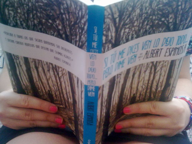 Última novela de Albert Espinosa/martasalguero