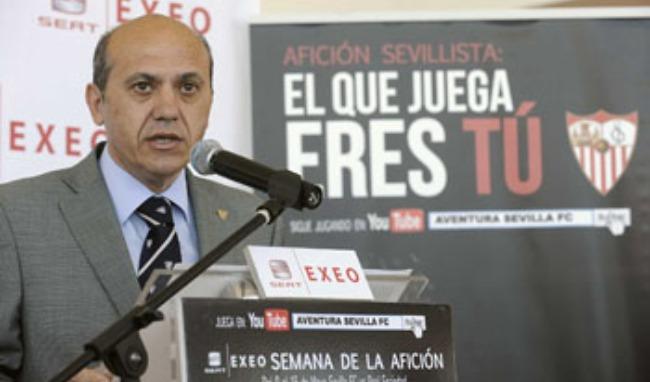 Imagen: Sevilla FC
