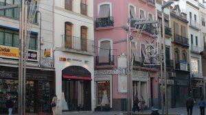 'Plaza del pan' de Sevilla/González-Alba