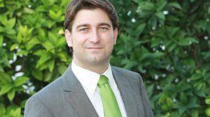 Alberto Mercado, concejal de Tomares y diputado provincial del PA