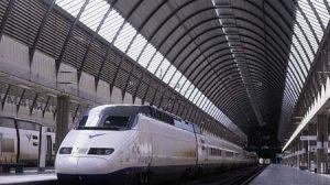 El nuevo trámite supone un pequeño avance para la conexión de alta velocidad entre Huelva y Sevilla/Carlos Pérez Arnau