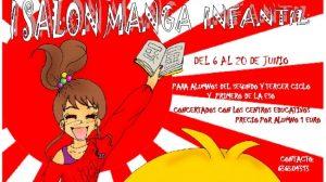 cartel-salon-infantil-manga-carmona