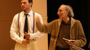 'Cuadros de amor y humor al fresco' por Olvido Teatro la próxima semana en la sala Cajasol de la Plaza de San Francisco