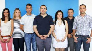 José Manuel Valle, el nuevo alcalde de Los Palacios de IP-IU ha presentado su nuevo equipo de gobierno