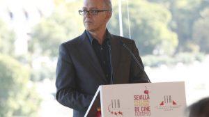 Javier Martín-Domínguez, director del Festival de Cine Europeo de Sevilla