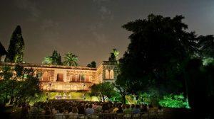 Un total de 75 conciertos se celebrarán durante 75 noches en el Alcázar de Sevilla