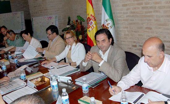 Se destinarán más de 20 millones en tareas de prevención y extinción de incendios en la provincia de Sevilla