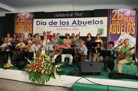 En Morata de Tajuña (Madrid) se celebra una gran fiesta para nuestros mayores con muchos actos./Prensa 'Mensajeros de la Paz'