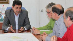 Imagen de archivo del ex alcalde de Los Palacios, Antonio Maestre