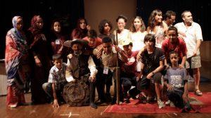 alumnos-tomares-festival-teatro-marruecos-080711
