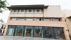 Ayuntamiento de Cantillana, gobernado ahora por el PP