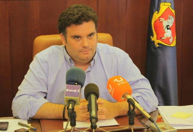 Juan Manuel Rodríguez (PSOE) alcalde de Morón de la Frontera