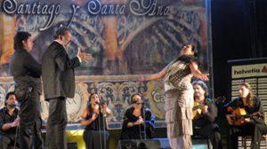 Noche flamenca en la Velá de Santa Ana/Antonio Rendón