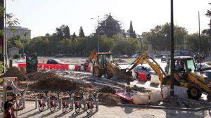Las obras servirán para mejorar la circulación y la seguridad del tráfico
