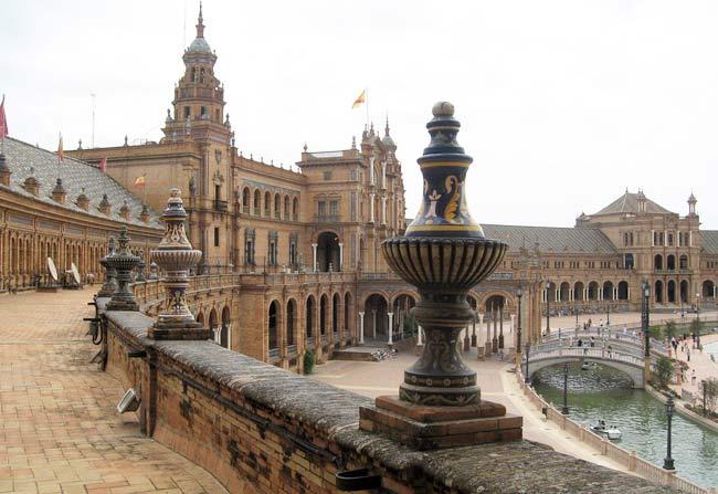 Sevilla ha cerrado su mes de junio con más turistas de la historia/Marttj/Flickr.com