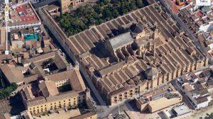 Córdoba vista desde el cielo/Google