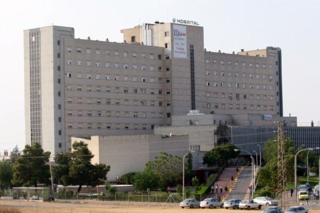 Hospital de Valmen, en Sevilla
