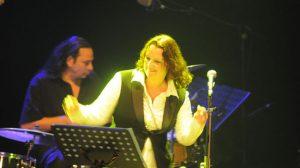 Patricia Kraus actuará esta noche en Sevilla, dentro del ciclo cultural de la US en el Cicus