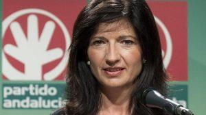 La secretaria general del PA, Pilar González
