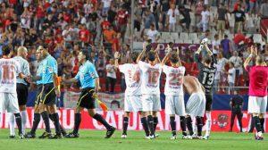 El Sevilla tendrá un parón liguero tranquilo/sevillafc