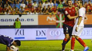 Sin goles en el Reyno de Navarra/sevillafc