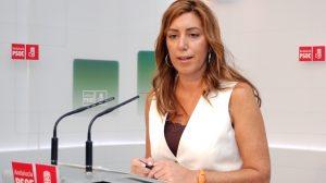 """Díaz asegura que los de Rodríguez Zapatero han sido cuatro años """"comprometidos con Andalucía"""""""