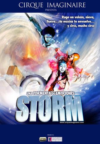 Cartel de 'Storm'