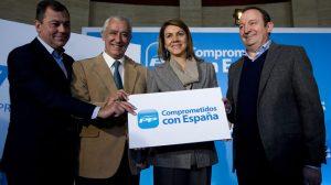 sanz-arenas-cospedal-presentacion-congreso-sevilla-010212