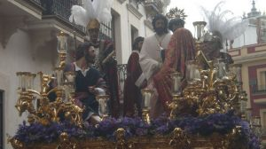 Paso de misterio de El Carmen Doloroso/Ángel Espínola