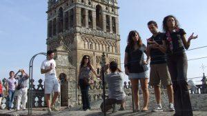 La Catedral es uno de los monumentos sevillanos más visitados/SA