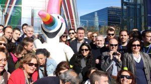 Sevilla celebra este fin de semana el XX aniversario inaugural de la Expo 92/SA