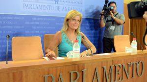Oña es diputada electa por Málaga/Imagen de archivo