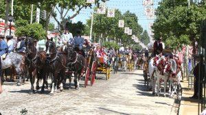La campaña ha arrancando coincidiendo con la Feria de Abril de Sevilla/SA